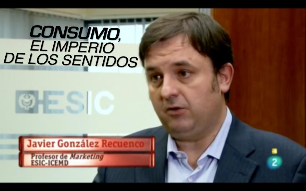 Documentos TV,  Javier González Recuenco. Profesor de ESIC