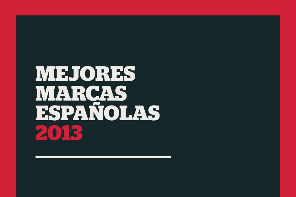 Libro Intrebrand: Mejores Marcas Españolas 2013