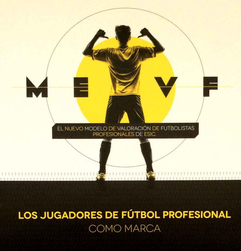 Los jugadores de fútbol profesional como marca.
